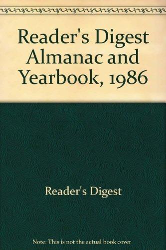 Reader's Digest Almanac and Yearbook, 1986: Reader's Digest Association