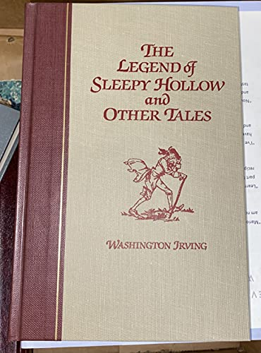 9780895772558: The Legend of Sleepy Hollow and Other Tales