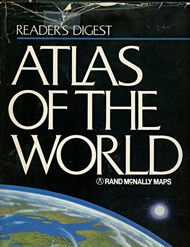 9780895772640: Reader's Digest atlas of the world