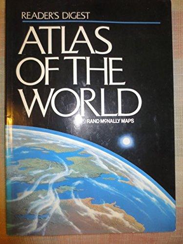 9780895772640: Reader's Digest atlas of the world