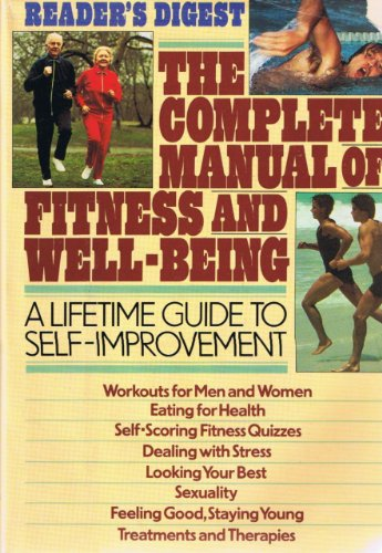 9780895772701: The Complete Manual of Fitness and Well-Being