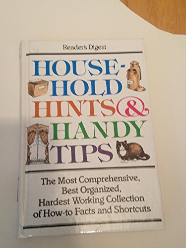 Household Hints & Handy tips: Editors of Reader's Digest