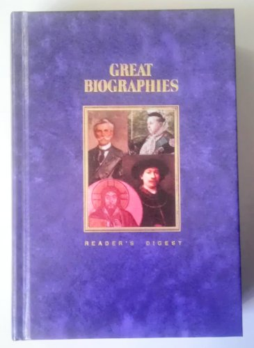 9780895772985: Great Biographies