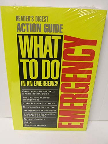 Emergency (0895773198) by Dolezal, Robert