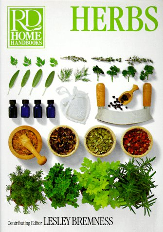9780895773555: Herbs (RD Home Handbooks)