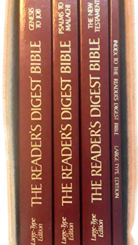 Reader's Digest Bible (Condensed from the Revised Standard Version Old and New Testaments): ...