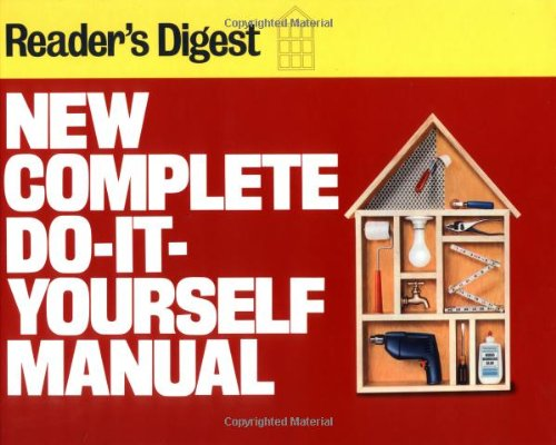 9780895773784: New Complete Do-It-Yourself Manual
