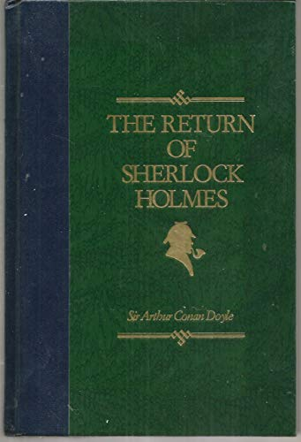 9780895774019: The return of Sherlock Holmes