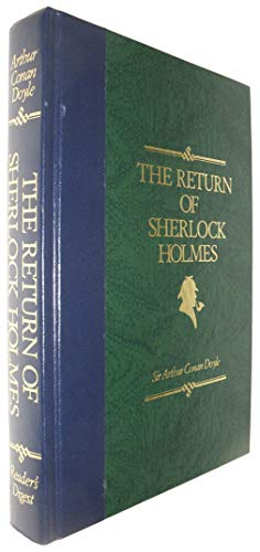 The Return of Sherlock Holmes (Reader's Digest)