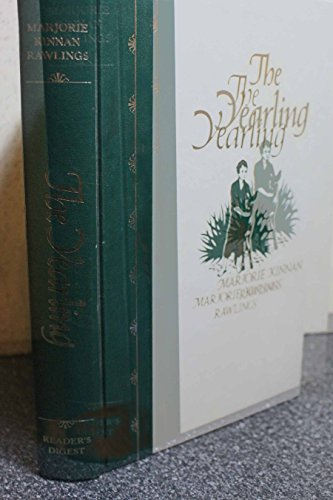 9780895774361: The Yearling (The World's Best Reading)