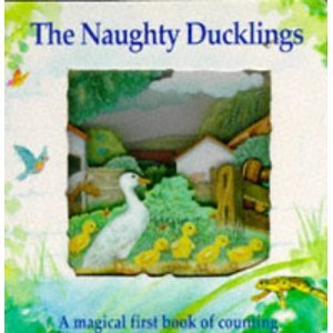 9780895774446: The Naughty Ducklings (Magic Windows)
