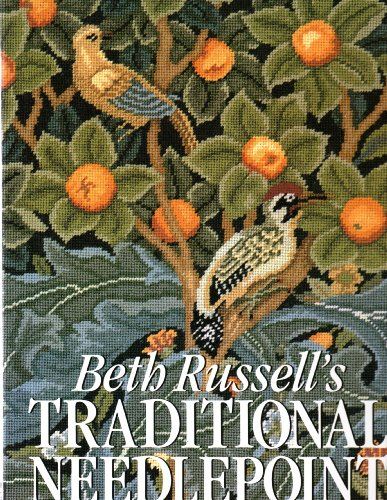 9780895774460: Beth Russell's Traditional Needlepoint