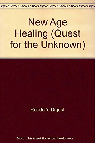 9780895774637: New Age Healing (Quest for the Unknown)