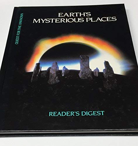 9780895774705: Earth's Mysterious Places (Quest for the Unknown)