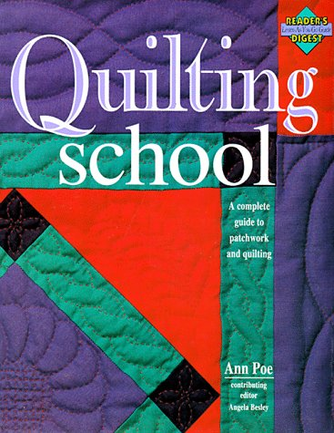 9780895774712: Quilting School (Learn as You Go)