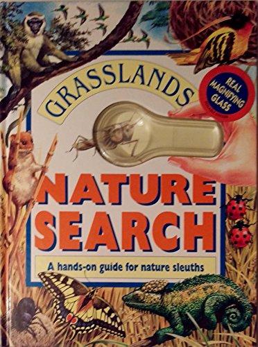 9780895775153: Grasslands (Nature Search)