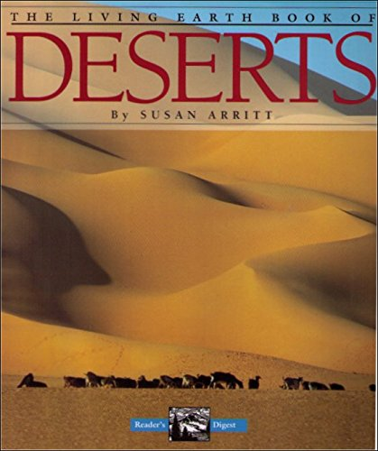 9780895775191: The Living Earth Book of Deserts