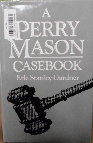 9780895775252: A Perry Mason Casebook