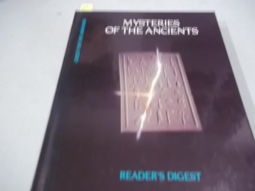 9780895775290: Mysteries of the Ancients (Quest for the Unknown)