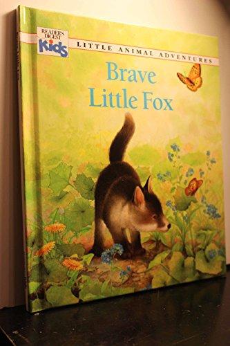 Brave Little Fox (Little Animal Adventures): Jensen, Patricia