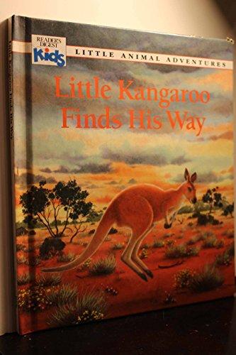 Little Kangaroo Finds His Way (Little Animal: Chottin, Ariane; Jensen,