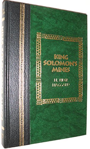 King Solomon's Mines (World's Best Reading): Haggard, H. Rider