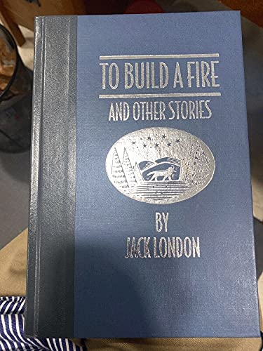 9780895775832: To Build a Fire, and Other Stories (The World's Best Reading)