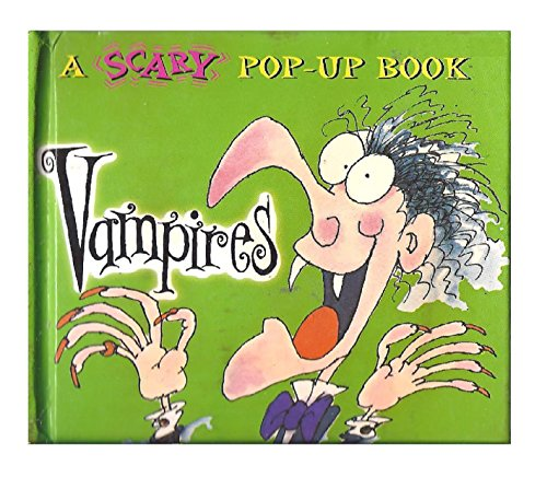 9780895775870: Vampires (Scary Pop-Up Books)