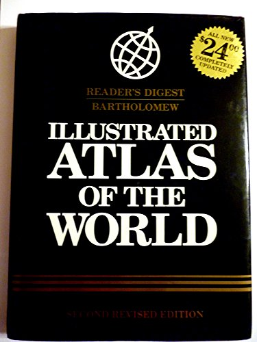 Bartholomew's Illustrated Atlas of the World (0895776138) by Editors of Reader's Digest