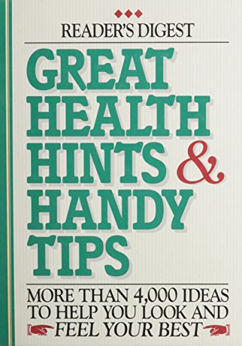 9780895776198: Great Health Hints & Handy Tips (Reader's Digest General Books)