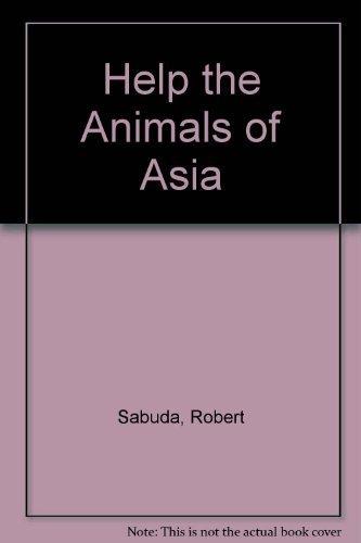 Help the Animals of Asia: Robert Sabuda