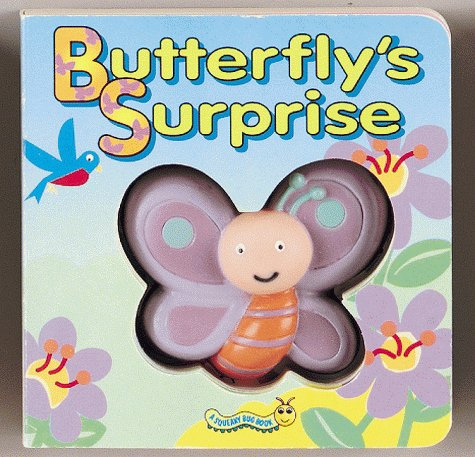 Butterfly's Surprise : Squeaky Bug Books: Singer, Muff