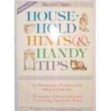 Selections From Household Hints & Handy Tips (0895776839) by Editors of Reader's Digest