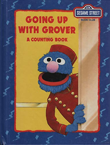 9780895777058: Going up with Grover (A Counting Book)