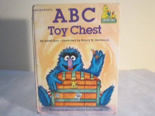 9780895777140: ABC Toy Chest (Sesame Street Book Club)