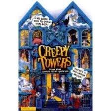 9780895777959: Creepy Towers a Story Box