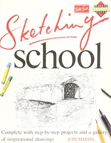Sketching School Pb (0895778289) by Judy Martin
