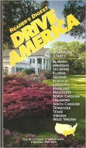 Drive America: Road Atlas Southern States with 56 City Maps, 17 Airport Maps, 5 National Park Maps:...
