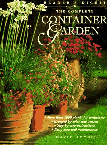 9780895778482: The Complete Container Garden