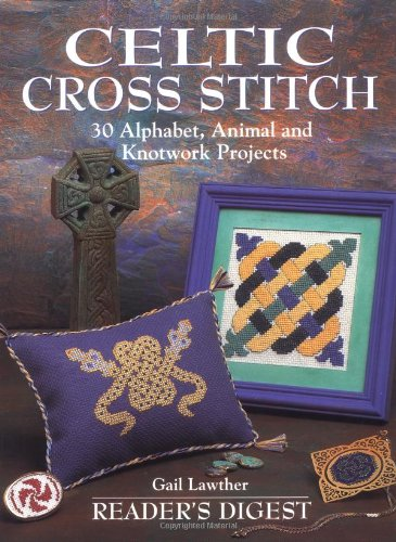 9780895778598: Celtic cross stitch