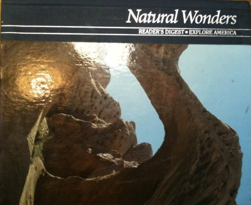 Natural Wonders (Explore America Series) (9780895779045) by Editors Of Reader's Digest
