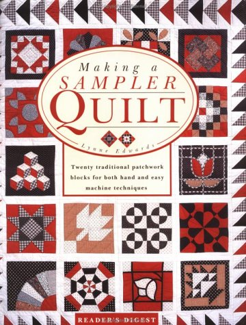 Making a sampler quilt