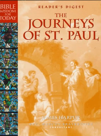9780895779588: The Journeys of St. Paul (Reader's Digest, Bible Wisdom for Today)
