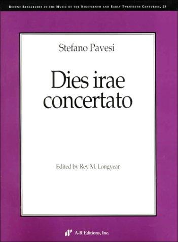 9780895794017: Dies Irae Concertato