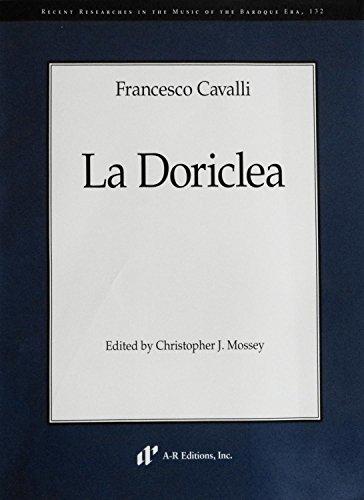 9780895795489: La Doriclea (Recent Researches in the Music of the Baroque Era)