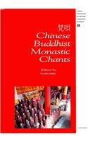 9780895796721: Chinese Buddhist Monastic Chants (Recent Researches in the Oral Traditions of Music)