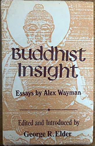 Buddhist Insight: Essays