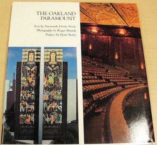 The Oakland Paramount: Susannah Harris Stone