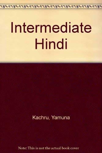 Intermediate Hindi: Kachru, Yamuna; Pandharipande,