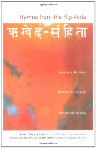 9780895819901: Hymns from the Rig-veda